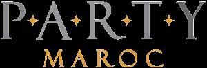 Party Maroc Event Planner Marrakech Logo