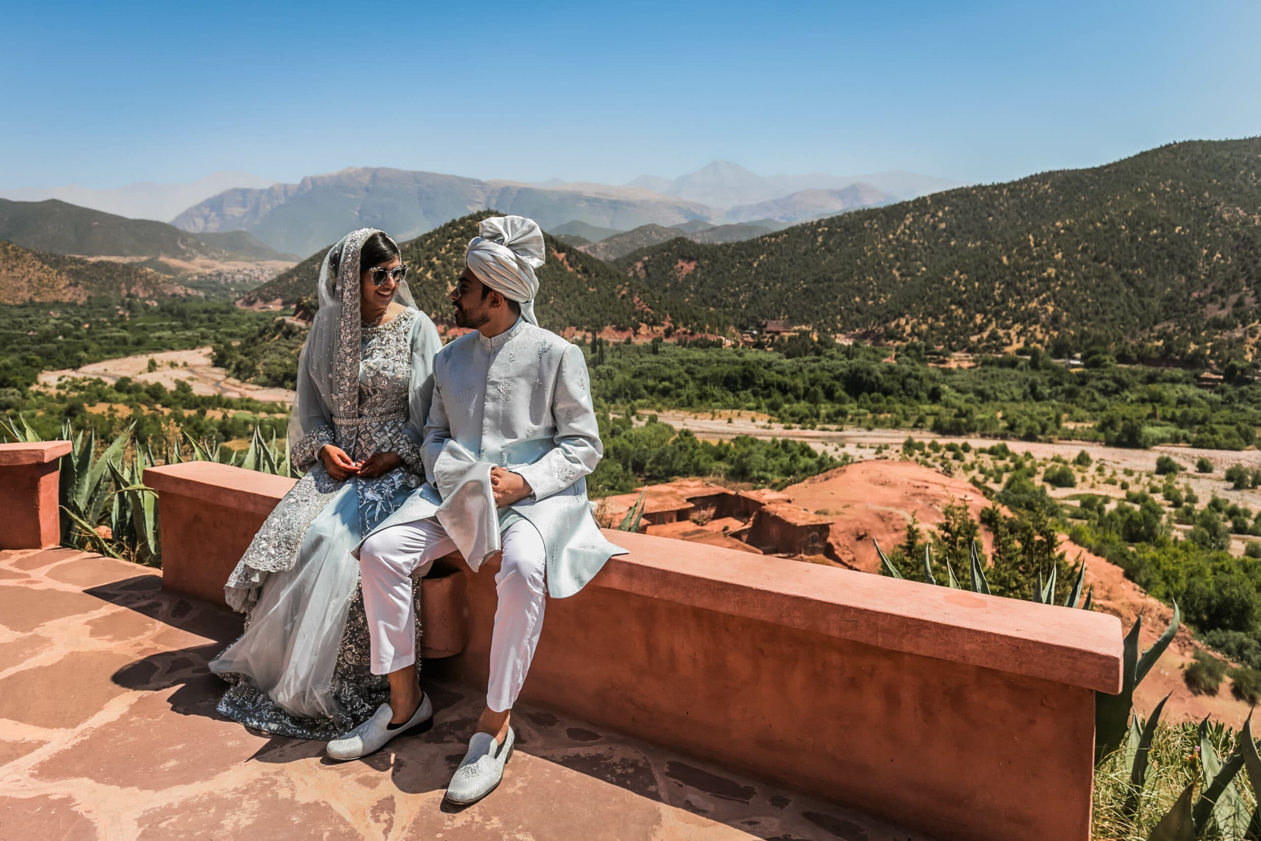 Best Wedding Planner Marrakech? Not our words....