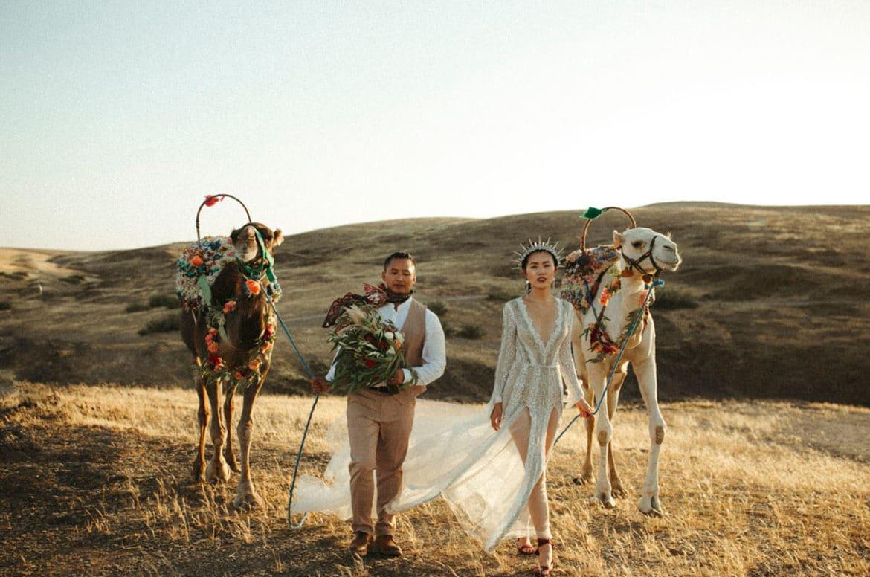 A Regal Wedding in Morocco