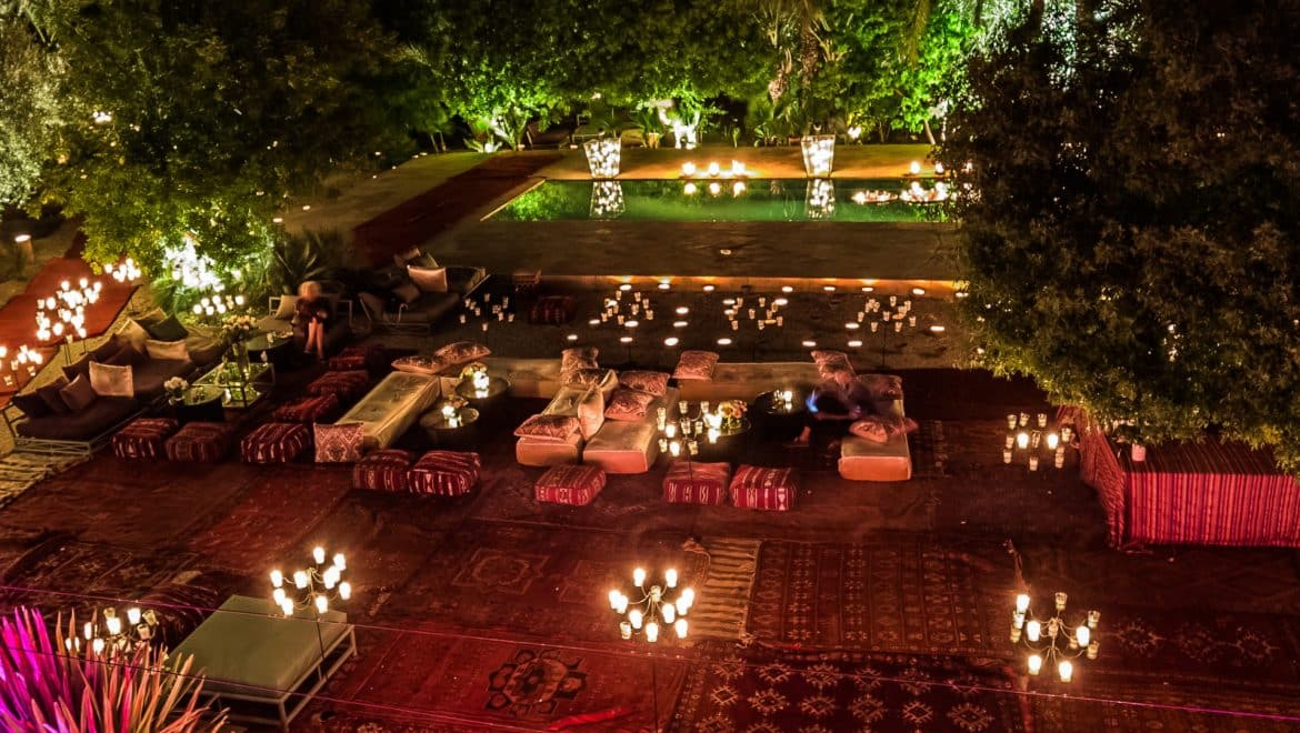 Professional Party Planners Marrakech