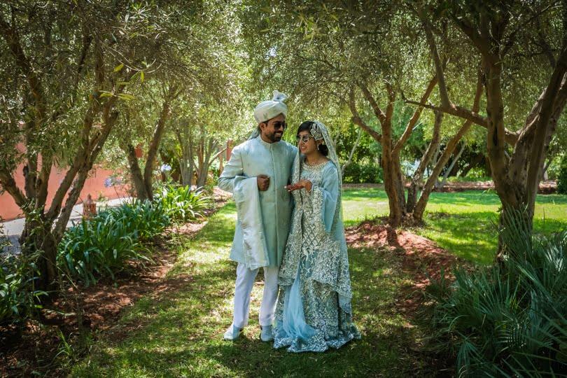 Getting Married in Marrakech