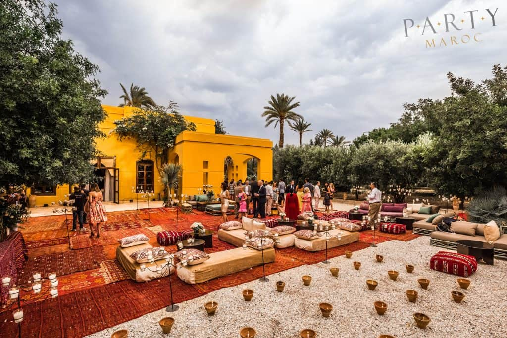 Corporate Event Planning in Marrakech