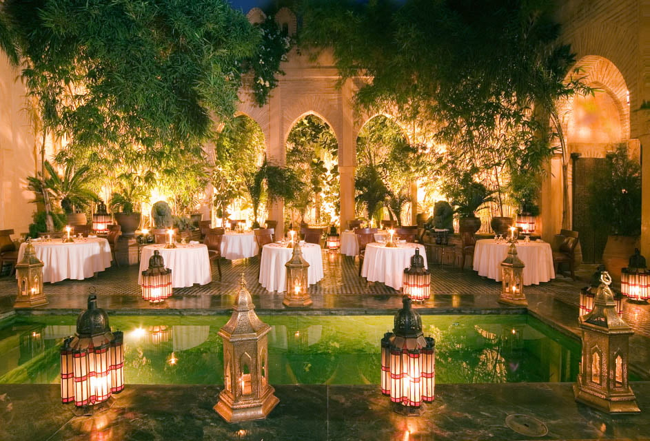 Working on a Company Party planning in Marrakech?