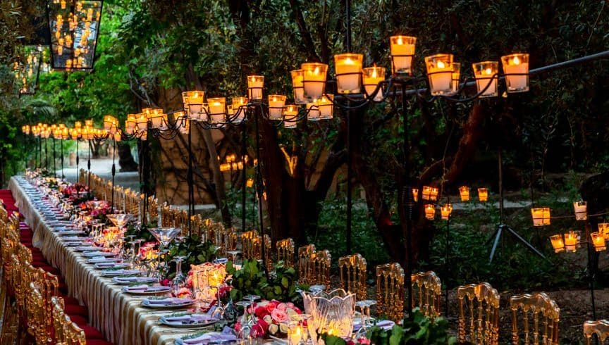 Find Magical Marrakech Wedding Venues with Party Maroc